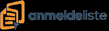 anmeldeliste Logo