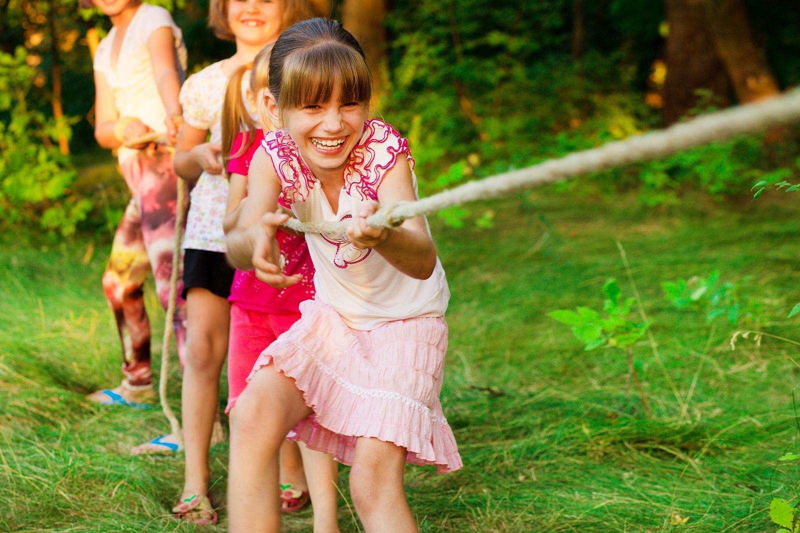 Kinder Ferienbetreuung
